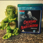 The Creature from the Black Lagoon who gave Frights in Black and White