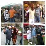 Cosplay: Another way to meet or be your movie heroes!
