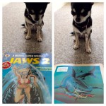 Chihuahua and Jaws 2 Comic