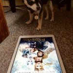 Chihuahua and Huntsman: Winters War poster on Ipad