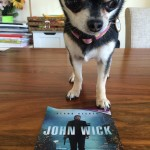Chihuahua and John Wick Poster