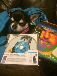 Chihuahua and Steve Jobs biopics