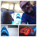 Jaws 3-D on Bluray
