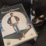 Chihuahua with Field of Dreams on DVD