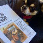 Chihuahua and cinema ticket for Blood father