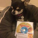 Chihuahua and Sausage Party BluRay