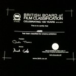 Jaws BBFC title card