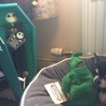 Chihuahua and Nightmare Before Christmas merchandise