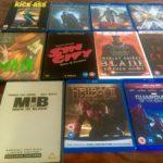 Comic Book based films