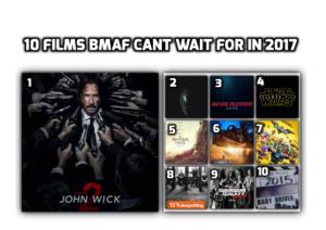 10 Coming Soon Films