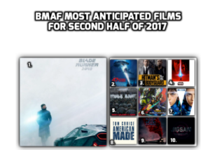 posters for The 10 Films we most want to see for the second half of 2017